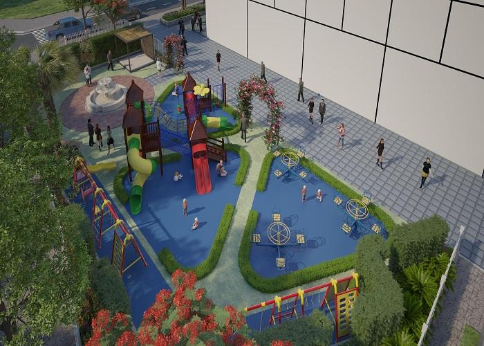 công viên handico garden123