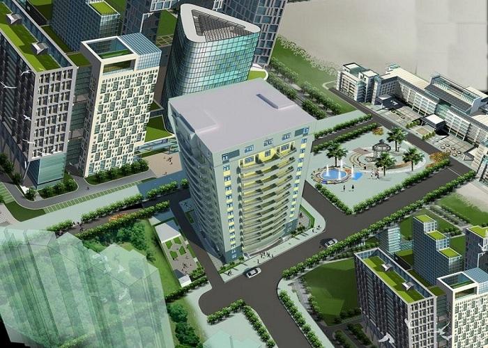 chung cư sài đồng lake view 3D - Copy