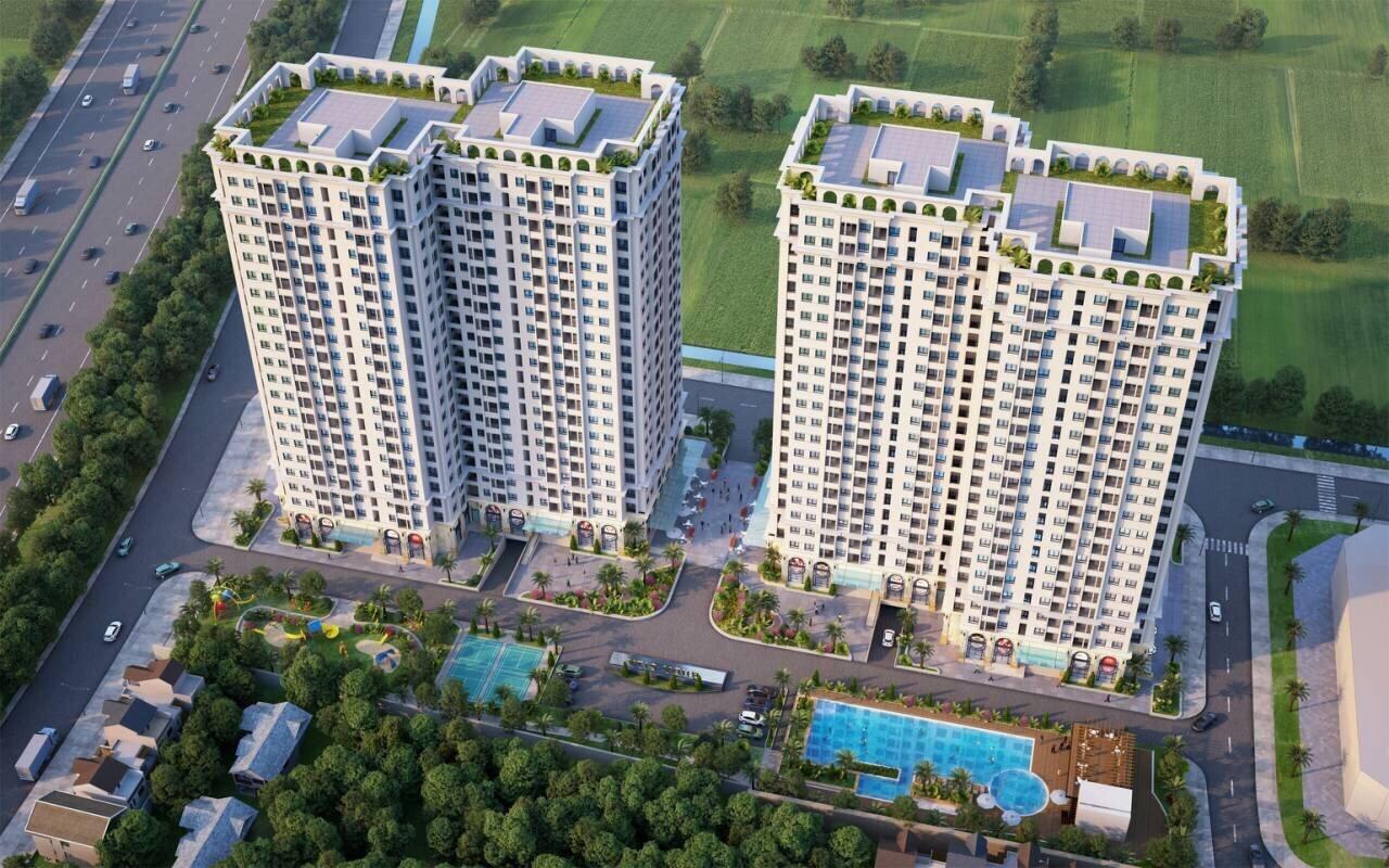 dự án chung cư ruby city 3