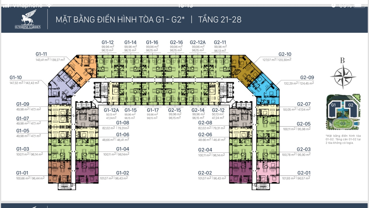 TẦNG 21 - 28