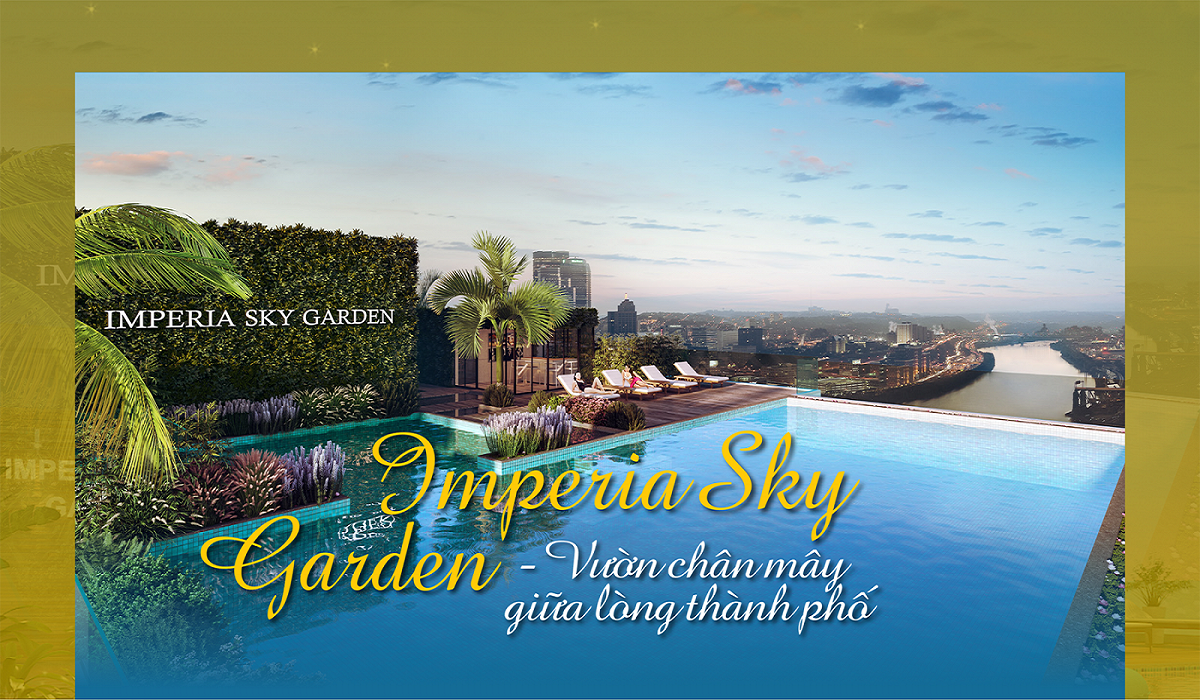 bể bơi vô cục imperia sky garden