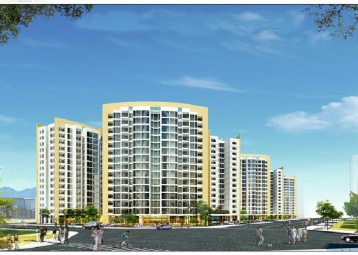 dự án chung cư n015 sài đồng