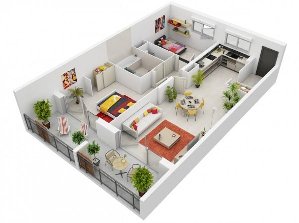 thiết kế chung cư 2ngu